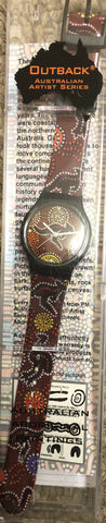 Kangaroo faced watch - Oils & More By Jodie