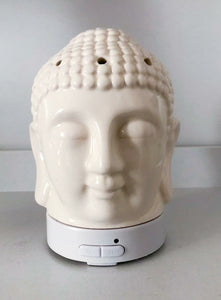 Buddha diffuser white - Oils & More By Jodie