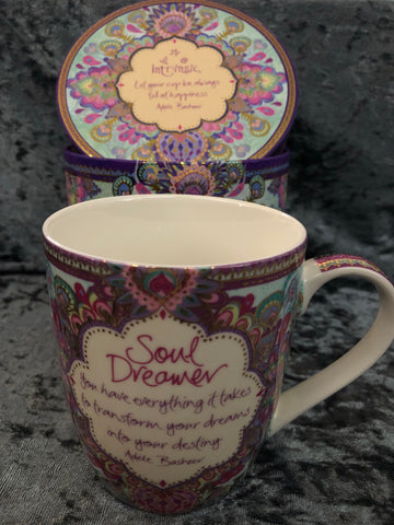 Soul Dreamer mug - Oils & More By Jodie