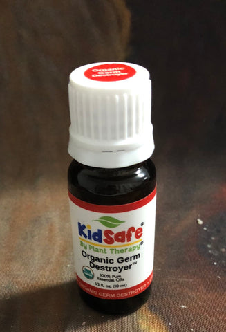 Organic germ destroyer - Oils & More By Jodie