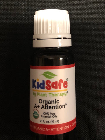 Organic A+ Attention - Oils & More By Jodie
