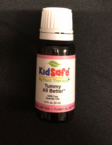 Tummy all better - Oils & More By Jodie