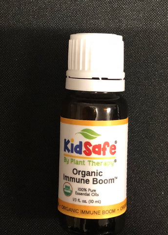 Organic immune boom - Oils & More By Jodie