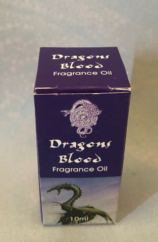 Dragons Blood - Oils & More By Jodie