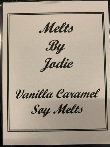 Vanilla caramel fragrance melt - Oils & More By Jodie