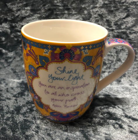 Shine Your Light Mug - Oils & More By Jodie