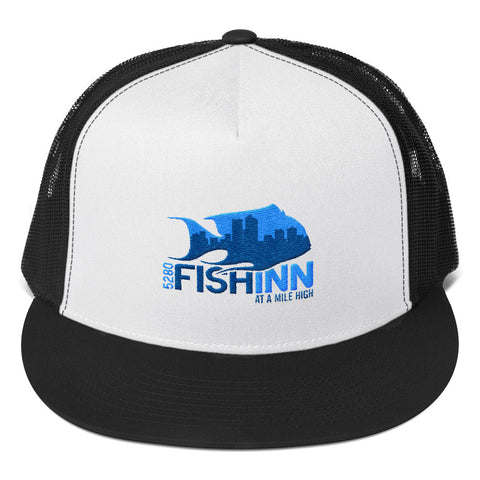 Fishinn Trucker Cap