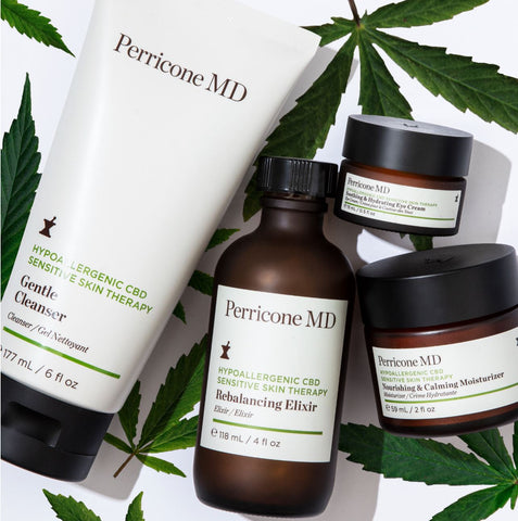 Image of Perricone MD CBD Cosmetics