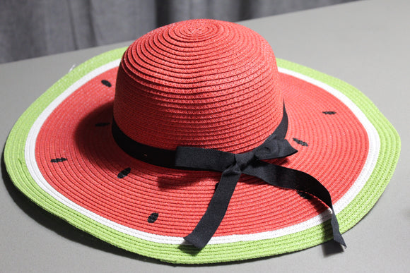 Watermelon Summer Hat