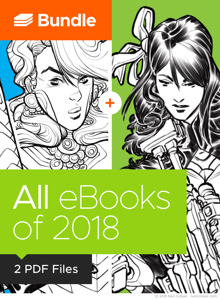 Bundle - All eBooks of 2018