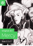 Mercy - 8.5x11 Original Art