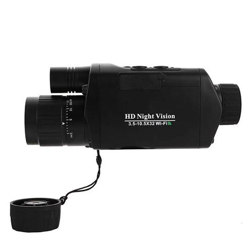 3.5-10.5x32 WIFI Digital Monocular Telescope Infrared Night Vision Device - Inntelly