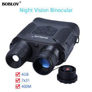 BOBLOV NV400 7x31 Zoom Digital Night Vision - Inntelly