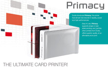 Load image into Gallery viewer, High quality Evolis Primacy id pvc card printer single sided  with one  R5F008S14 YMCKO ribbon