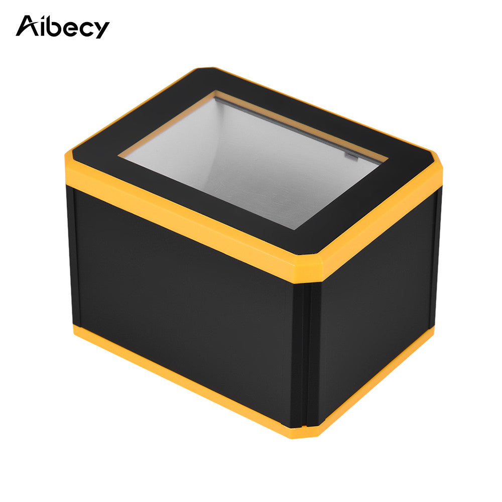 Aibecy Omnidiretional Barcode Scanner Platform 1D/2D/QR Bar Code Scanner Reader Presentation with USB Interface - Inntelly