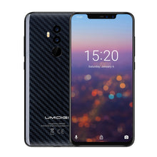 Load image into Gallery viewer, UMIDIGI Z2 Pro 4G-LTE Smartphone 6GB 128GB Helio P60 Octa Core 6.2 inch Notch Full Screen Android 8.1 16MP Quad Cameras Face ID Smart Mobile Phone