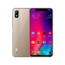 "Load image into Gallery viewer, ELEPHONE A4 4G Mobile Phone Android 8.1 Face ID Fingerprint Unlock 5.85"" 720*1512P HD+ 18:9 Display Notch Screen 13MP+5MP 3000mAh MTK6739 Quad-core BT4.2 - Inntelly"