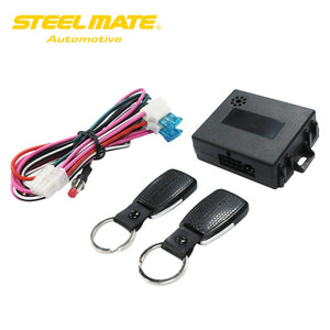 Steelmate SK21 Car Alarm Security System Remote Engine Start Smart Key