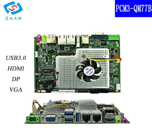 arm motherboard I5 2.4GHZ 2GB RAM DC 12V mini itx industrial motherboard for POS  ATM  aumation machine - Inntelly