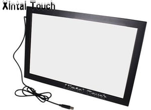"Free Shipping! 50"" 10 points IR touch screen touch panel for Kiosk, POS, ATM machine"