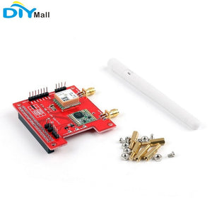 868MHz 915MHz 433MHz Long Distance Wireless Lora GPS HAT Expansion Board  for Raspberry Pi LoRaWan