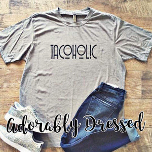 TACOHOLIC Graphic Tee