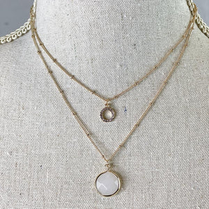 Champagne Wishes Necklace