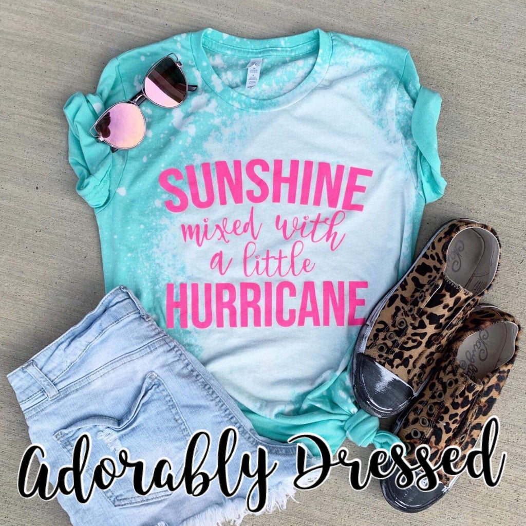 Sunshine & Hurricane Graphic Tee