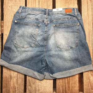 JoJo Denim Shorts