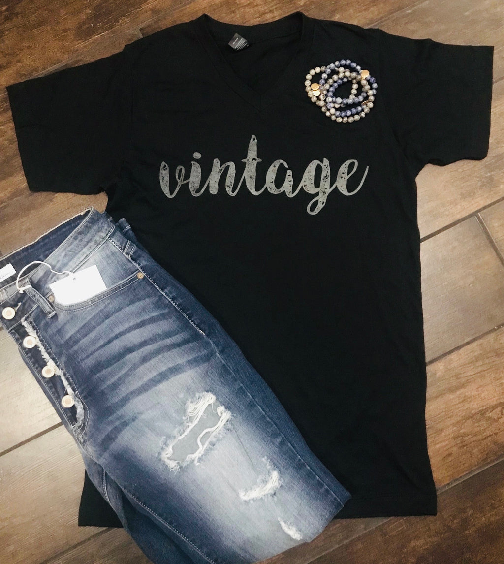 Vintage Graphic Tee