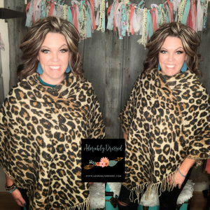 Leslie Leopard Sweater