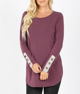 Laik Long-Sleeved Top