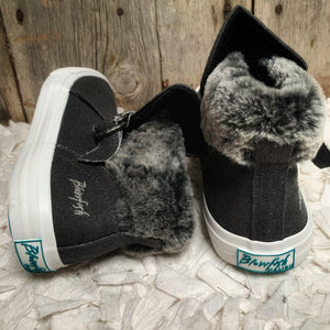 Blowfish Mint Sneakers Black Zahara