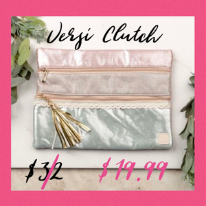 Versi Clutch Pastel Perfection