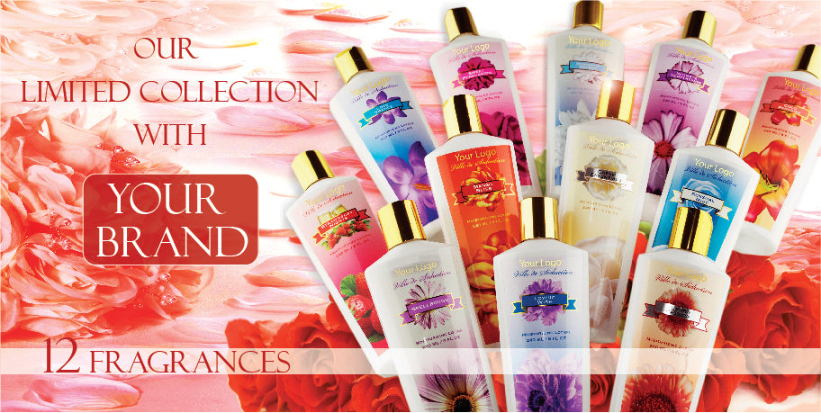 Body Lotion Collection
