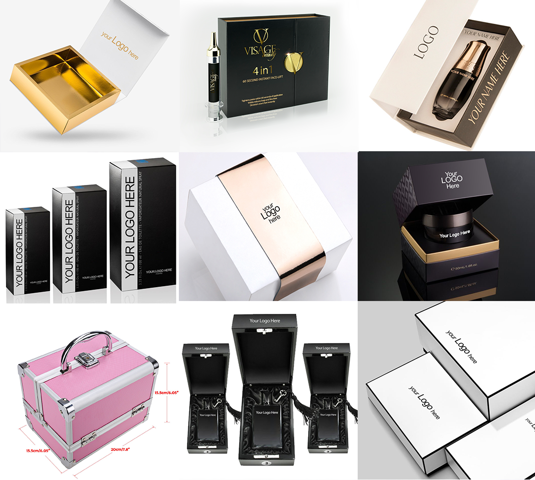 Luxury Packaging & Stationary