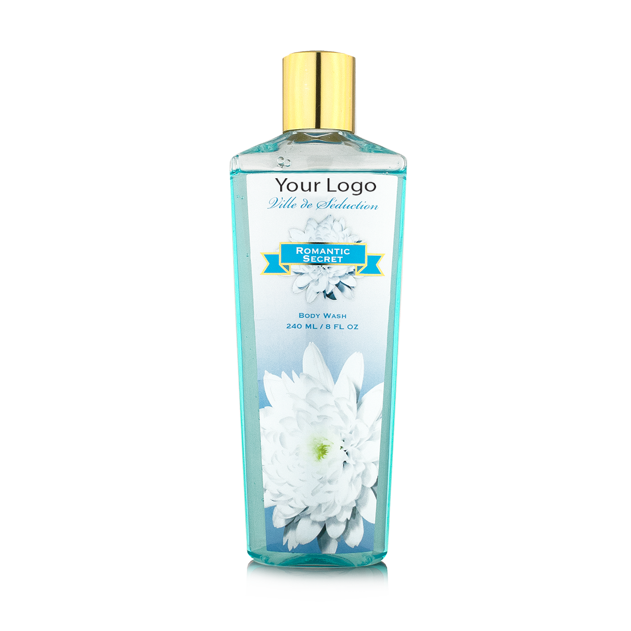 Body Gel Romantic Secret