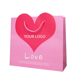 Florence Customized Fashion Cardboard Paper Bags