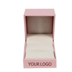 Sydney Pink Cardboard Jewelry Package