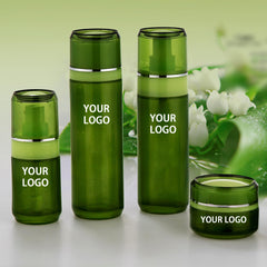 Malina Hong Eye Green Luxury Jars