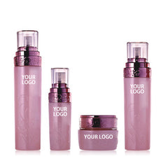 Orlando Bottle Perfume Luxury Jars Pink