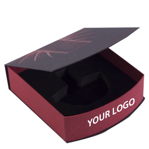 Frankfurt High Quality Book Shaped Cosmetic Packaging Boxes