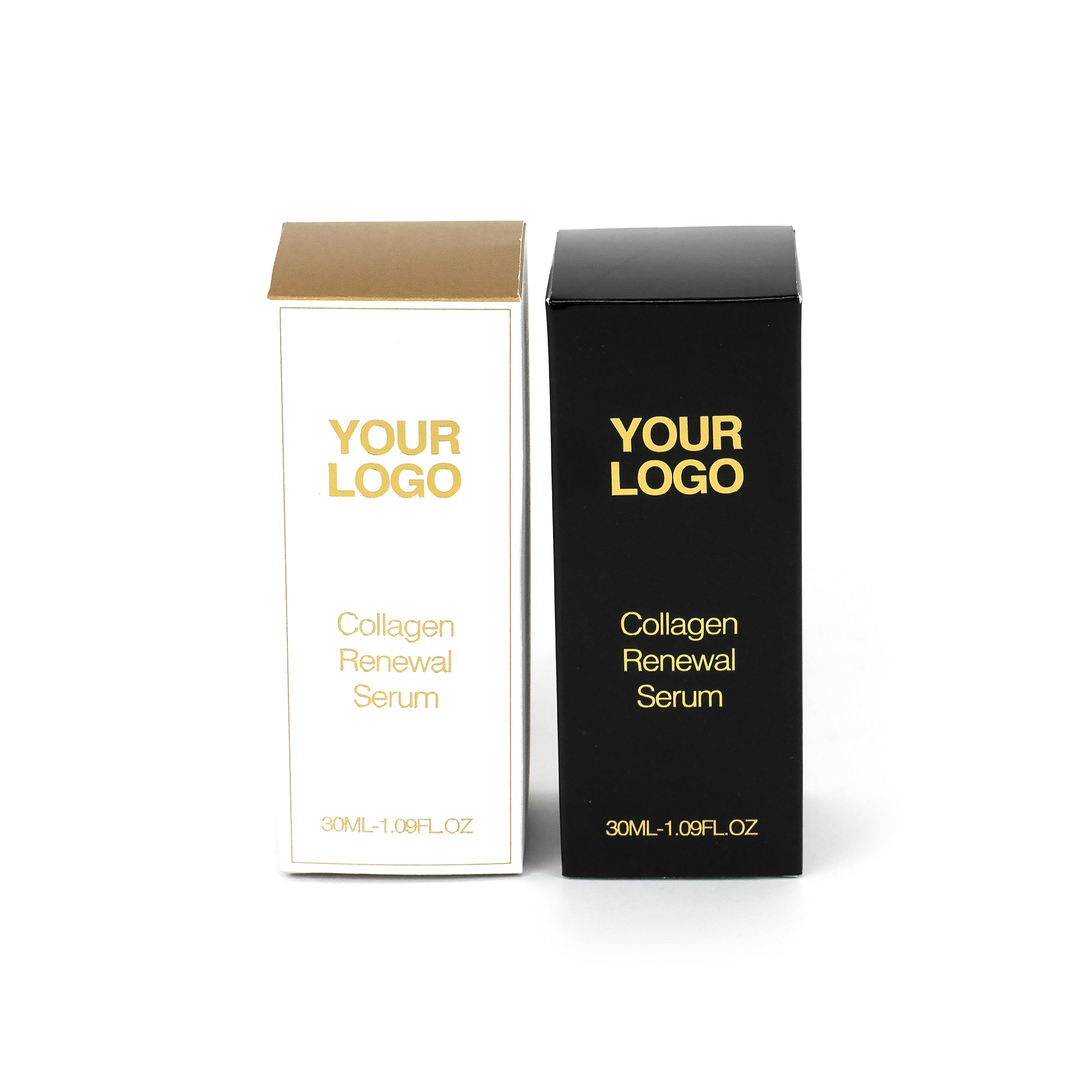 Customized Serum Paper Packaging
