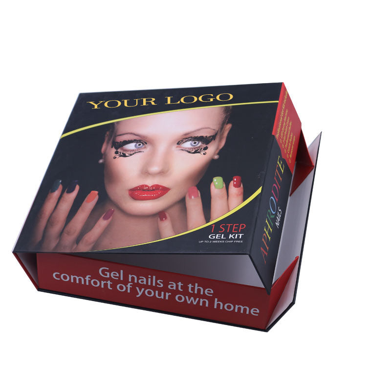 Folding Nail Lamp Cosmetics Box