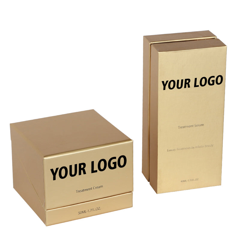 Singapore Custom Cardboard Cosmetics Package