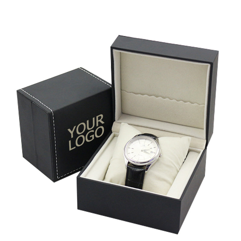 Cancun Handmade Black Luxury Watch Box
