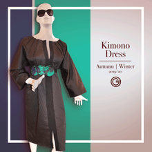 Load image into Gallery viewer, Kimono Dress