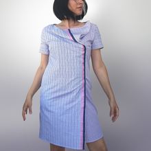 Load image into Gallery viewer, Tweed Pink Dress