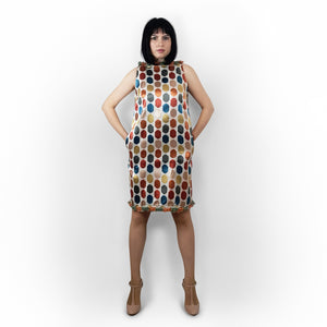 Colorful Dots Dress