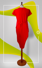 Load image into Gallery viewer, Beetle Red Dress